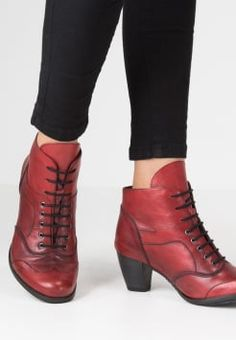 Dkode - VALYN - Ankle Boot - red