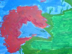 …Konnten es einfach nicht glauben, dass die Welt so ist wie sie ist. Ist es gut, dass es uns gut geht während anderen Unrecht geschieht? Ist es gut so wie es ist? Ist es der Ist-Zustand der uns vergessen lässt? Ist dies wirklich alles? Alles, das wir gerichtet? Angerichtet. Ist es wirklich mal Zeit? Na Mahlzeit. …  (Schreiben um zu leben, S.89) Painting, Left Out, Writing, Meal, World, Simple, Painting Art, Paintings, Painted Canvas