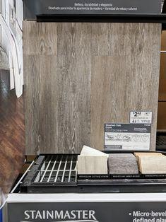 Affordable Vinyl Plank Flooring Reviews From a Homeowner#vinylplankflooring #luxuryvinylplank Luxury Vinyl Flooring, Vinyl Plank Flooring, Luxury Vinyl Plank, Laminate Flooring In Kitchen, Vinyl Floor Covering, Basement Living Rooms, Floor Colors, River House, Concrete Patio