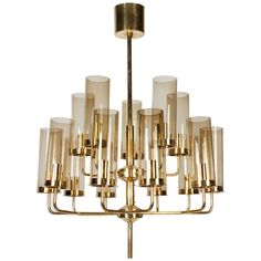 Hans-Agne Jakobsson Chandelier | From a unique collection of antique and modern chandeliers and pendants  at https://www.1stdibs.com/furniture/lighting/chandeliers-pendant-lights/