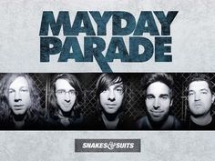 I love them soo much! Hoping to see them again! Alex Garcia, Smile Everyday, Make Her Smile, Mayday Parade, Stevie Wonder, Pop Punk, Save Her, Kinds Of Music, Her Music
