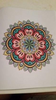 Coloring Page I Color From The Colorama Book
