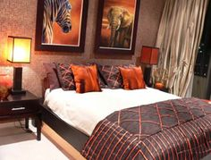 such a fine idea for a bedroom some day africa is a must - African Bedroom Decorating Ideas
