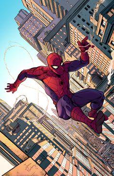 Spider-Man Personal Piece