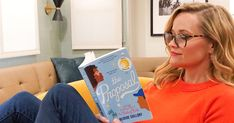From her favorite thrillers to novels and how-to guides, see which books Reese Witherspoon picked for her Hello Sunshine Book Club in and 2017 Book Club List, Book Club Reads, Book Club Books, Reese Witherspoon Instagram, Luckiest Girl Alive, Sunshine Books, Good New Books, Liane Moriarty, Romantic Comedy Movies