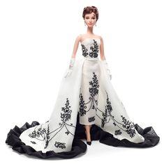 Mattel X8277 - Barbie Collezione Audrey Hepburn, Sabrina: Amazon.it: Giochi e giocattoli