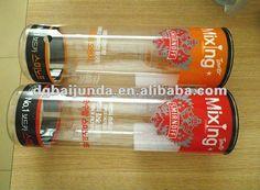 stampato in plastica tubo del cilindro di metallo con coperchio per il confezionamento del vino-Box-Id prodotto:621282932-italian.alibaba.com