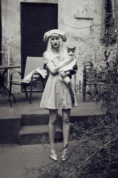 Stella Rose Saint Clair for Ledger Magazine