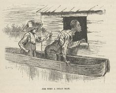 "It's a continuing debate: should Huckleberry Finn be taught in the schools? Those against cite the prolific use of the ""N"" word. Those in favor cite the noble character of Huck's companion, Jim, an escaped slave. I think the book SHOULDN'T be taught, but SHOULD be available. Kids aren't great literary critics, and notice that nobody makes the same case about Twain's ""Adventures of Tom Sawyer."" Lots of racism there, with no nobility to balance it."