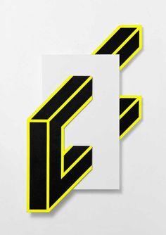 Déjà présenté dans le Journal du Design (pour retrouver les articles, cliquez ici), Aakash Nihalani, artiste new yorkais spécialiste des formes géométrique