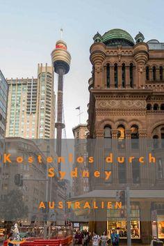 7 Dinge, die du in Sydney kostenlos erleben kannst