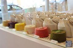 La Pâtisserie Ciel vous propose une gourmandise venue du japon. crédit photos : Morgane Stampfer.