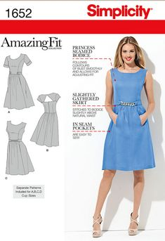 Simplicity 1652 Pattern review