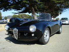 '58 Alfa Romeo Spider Veloce | eBay