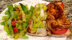 Home Chef -35th Delivery $30 Off, Mardi Gras Shrimp Po' Boy with Remoulade & Tomato Romaine Salad