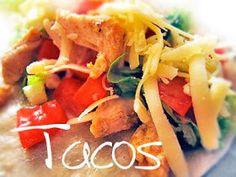 Gluten-Free Lime Chicken Tacos Recipe