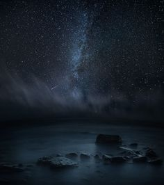Incredible Night Skies Landscapes                              …
