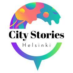 Logo design by Kiira Sirola, 2018 Life Drawing, Storytelling, Comedy, Logo Design, Animation, Writing, Logos, Illustration, Art