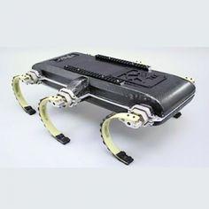 X-RHex Lite, Robot Hexapod yang Mampu Melakukan Lompatan dan Meniti Tangga