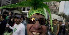 Marijuana meno pericolosa per la salute di alcool e tabacco