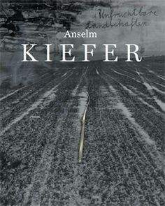 Anselm Kiefer - Unfruchtbare Landschaften – Works from the by Yvon Lambert Bookshop Anselm Kiefer, Victor Pasmore, Musée Rodin, Jean Arp, This Is A Book, Black And White Abstract, Henri Matisse, Line Art, Painting & Drawing