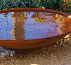 1000 images about vijvers watertafels waterschalen waterelementen on. Black Bedroom Furniture Sets. Home Design Ideas