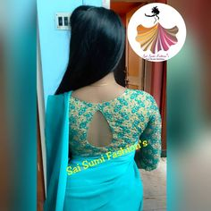 blouse designs back side blouse designs back side Saree Blouse Neck Designs, Simple Blouse Designs, Stylish Blouse Design, Bridal Blouse Designs, Sari Design, Mary Janes, Designer Blouse Patterns, Pink, Boat Neck