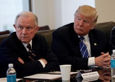 Trump Suspiciously Having Lunch With Jeff Sessions After Manafort Indictment. (Just curious—why can't these people ever meet without eating. Is a taxpayer paid meal that important?)