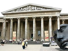 British Museum, London - amazing collection, and a nice place to hang out or have a bit to eat.