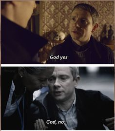 The beginning and end of John Watson  AHHHHHHHHH! The insights of Sherlock fans amaze me.