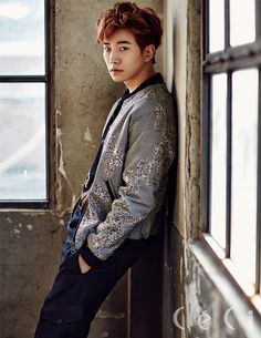 Junho - Ceci Magazine January Issue '15