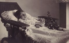 "margaret gunning's house of dreams: ""I see dead people"": Victorian post-mortem photography"