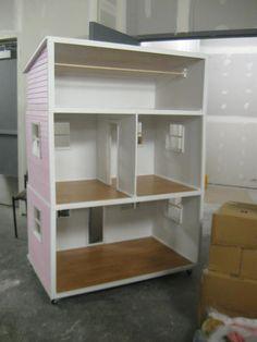 Image Detail for - . Best 18 Inch Dolls Custom Dollhouse for 18 Inch American Girl Dolls