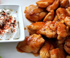 The Chicken Wing Hall of Fame: 27 Super Bowl Recipes via Brit + Co.