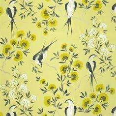 jacaranda - willow fabric   Designers Guild