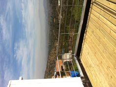 Deck sobre el techo en Chacabuco. Dominio sobre el valle