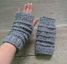 Fingerless Gloves Arm Warmers Fingerless Mittens Hand by Ifonka