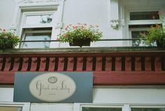 Glück und Selig (Café im Heußweg Eimsbüttel / Hamburg)