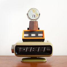 clock stack