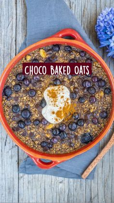 High Protein Snacks, Protein Foods, Healthy Snacks, Healthy Recipes, Baked Oats, Baked Oatmeal, Vegan Kitchen, Early Bird, Vegan Baking