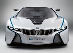 BMW's i8 Hybrid-Electric Sports Car Saves the World in Mission Impossible: Ghost Protocol