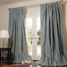 luxury curtains google search - Silk Drapes
