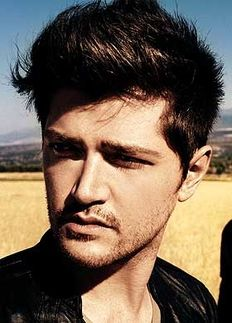 Danny O'Donoghue from The Script,  Go To www.likegossip.com to get more Gossip News!