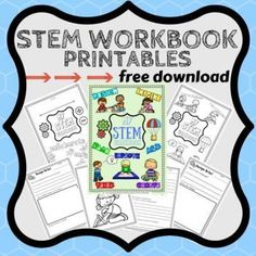 FREE DOWNLOAD This complete printable workbook set includes: Cover page for juniors (can be used as a color-in) Cover page for seniors (can be used as a color-in) Design Brief worksheet for K-2 (larger writing, larger line spacing, more space for drawing