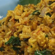Try this Biryani recipe by Chef Adrian Richardson. This recipe is from the show Good Chef / Bad Chef.