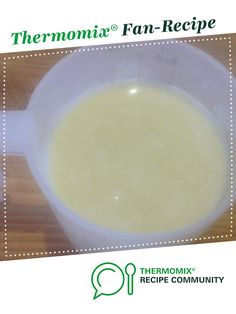 Recipe Easiest Sweetened Condensed Milk by learn to make this recipe easily in your kitchen machine and discover other Thermomix recipes in Basics. Paleo Recipes, Low Carb Recipes, Sour Cream, Ice Cream, Condensed Milk Recipes, 100 Calories, Recipe Community, Bellini, Kitchenaid
