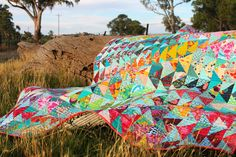 Tales of Cloth: Country Geese Quilt