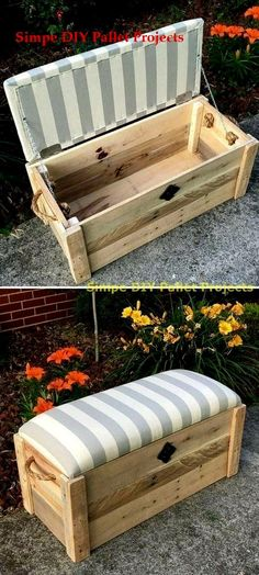 Pallet Kids, Wooden Pallet Projects, Pallet Crafts, Diy Pallet Furniture, Woodworking Projects Diy, Wooden Pallets, Wooden Diy, Pallet Wood, Weathered Furniture