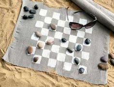 How to make Chess mat