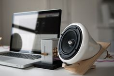 Joey Roth Ceramic Speakers & Subwoofer